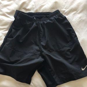 "Nike Running Dri-Fit, Men's 7"" inseam shorts"